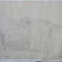 Castle Howard, Co. Wicklow; the Lions Bridge