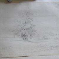 On the Vartry. Below Glenmore Castle. August 1 1843