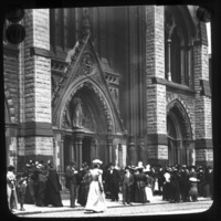 Augustinian Church on Thomas  Street, Dublin.