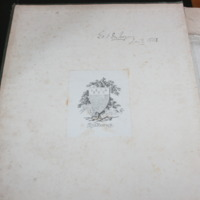 Du Noyer vol 12 bookplate