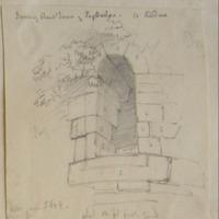 Doorway Round Tower of Taghadoe Co. Kildare