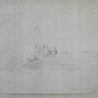 Benduff Castle, Rosscarbery, Co. Cork, Sep 1853