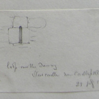loop over the doorway Newcastle near Castlepollard. 23 July 1864