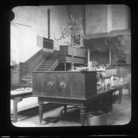 A Kitchen in Trinity College, Dublin, Ireland