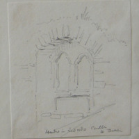 windows in Swords Castle Co. Dublin