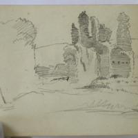 unidentified: Dromaneen Castle