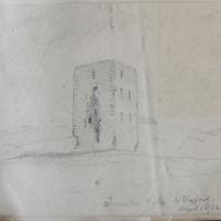 Adamstown Castle, Co Wexford. August 1862