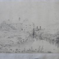 Mill on the Boyne, near Stackallen
