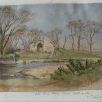Old Lime Kiln near Castle Grace Co. Tipperary