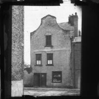 Building facade, The Coombe, Co. Dublin, Ireland