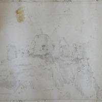 Dunluce Castle. 1839