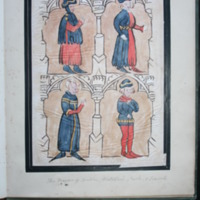 Mayors of Dublin, Waterford, Cork and Limerick c. 1373