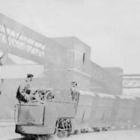 Train, Guinness Brewery, Dublin, Co. Dublin