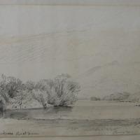 Muckross Boat House; May 1855; Glenna mt