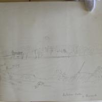 Rookstown Castle Co. Limerick. Jan 1846