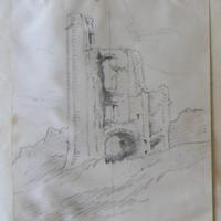 Gateway of Mellifont Abbey Co. Louth