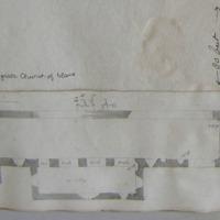 Collegiate Church of Slane [plan]