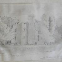 Castle Dexter. 14 Setp 1866