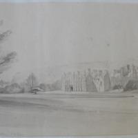 Shelton Abbey, Co. Wicklow; April 184?