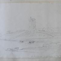 Raheen Castle, Castle Townsend, 30 Sept 1853