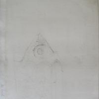 N gable window N transept Cashel Co. Tipp