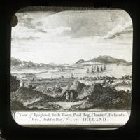 Drawing of Dublin Bay