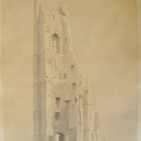 The Yellow Tower Trim. Dec 29 1843. Height - 126 feet or according to some 140