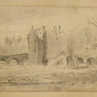 Carrick a Drohid Castle. Feb 53