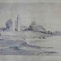 [unidentified] Crevenish Castle, Lough Erne