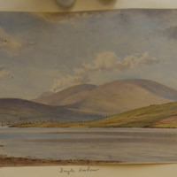 Dingle. May 1857. Dingle Harbour