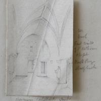Clonmines Castellated Church W. Gable