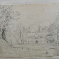 Butler of Ormond's Castle of Carrick 18th October 1850