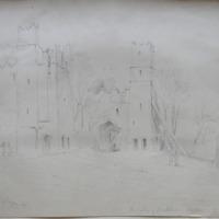 The castles of Monkstown (Kingstown); April 12. 1861