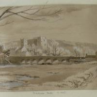 Macroom Castle Co. Cork 1 Feb 1853