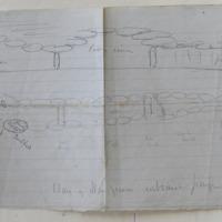 Plan of the Newgrange entrance passage