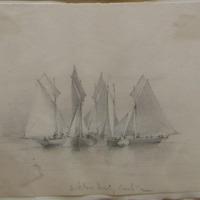 Arklow Herring Boats