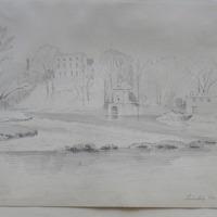 Leixlip Castle. May 1847