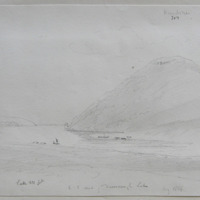 SE end of Derravaragh Lake. May 1864. Lake 211 feet