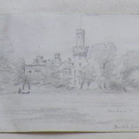 Duckett's Grove Co. Carlow. June 1848