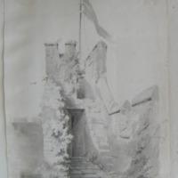 SE tower Cahir Castle