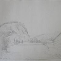 The Bill Rock, Co Wicklow.  Vale of Avoca