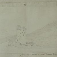 O'Donovan's Castle near Drumaleague Co. Cork