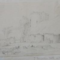 Moorstown Castle, Co. Wicklow