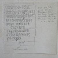 Muckross Abbey [inscription] 1625