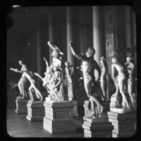 Sculptures, National Gallery of Ireland, Dublin City, Co. Dublin, Ireland