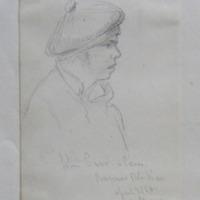John Goer or Power, Bannow Boat Man, April 1850, Fethard