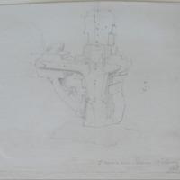 St Cronan's Cross Roscrea Co. Tipperary. Nov 5 1842
