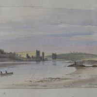 River Bannow, Clonmines, Co. Wexford; Oct 1849