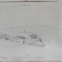 Caherdorgan ? Houses  Near Kilmalkedar