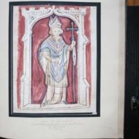 Henry de Londres, Archbishop of Dublin 1213-1228 and Justiciar 1221-1224